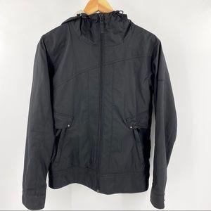 Columbia black windbreaker Jacket